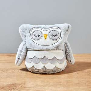 Morrisons Owl Door Stop - £7 at Morrisons (Min Basket / Delivery Charge Applies)