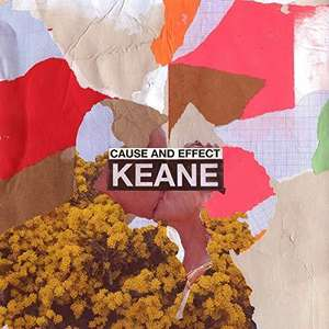 Keane - Cause And Effect [180g pink VINYL] incl. MP3 download card £7.59 - £6.83 delivered with 10% off Newsletter code @ Rarewaves