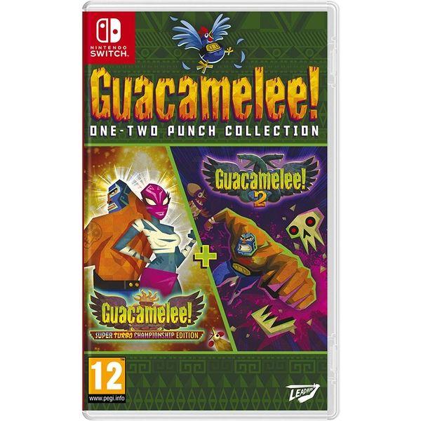 Guacamelee One-Two Punch Collection - Nintendo Switch £14.99 (+£2.99 non-prime / UK Mainland) via Amazon EU on Amazon