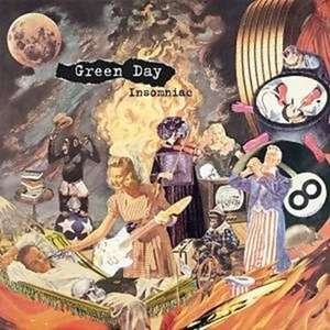 Green Day Insomniac Vinyl - £13.99 (With Code) Delivered @ WH Smith