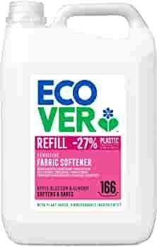Ecover Fabric Softener Refill Apple Blossom & Almond, 166 Wash - £7.49 (+£4.49 Non-Prime / S/S £6.74) @ Amazon