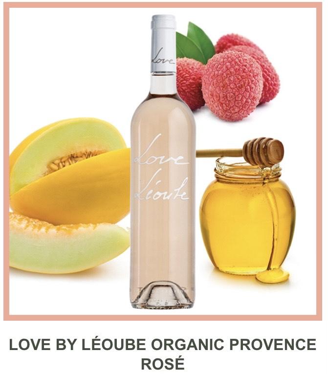 Léoube LOVE BY LÉOUBE – Côtes de Provence rosé £11.25 instore @ Booths