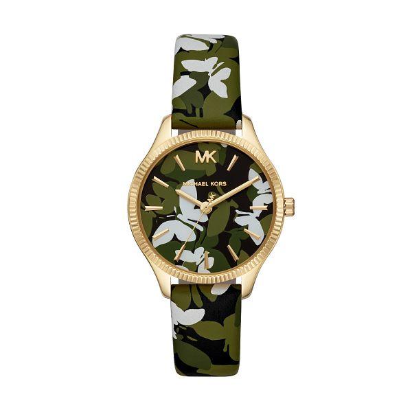 Michael Kors Lexington Ladies' Butterfly Leather Strap Watch £85 @ Ernest Jones
