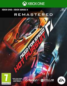 Need for Speed Hot Pursuit Remastered (Xbox One) - £9.97 delivered @ Currys PC World