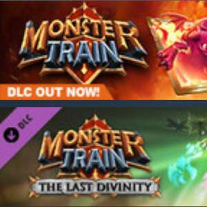 Monster Train First Class - Collectors Edition (PC) £17.84 @ Steam