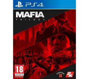 Mafia Trilogy (PS4) £19.97 Delivered @ Currys PC World