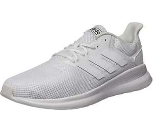 adidas Men's Runfalcon Sneakers from £29.99 (white) on selected sizes delivered at Amazon
