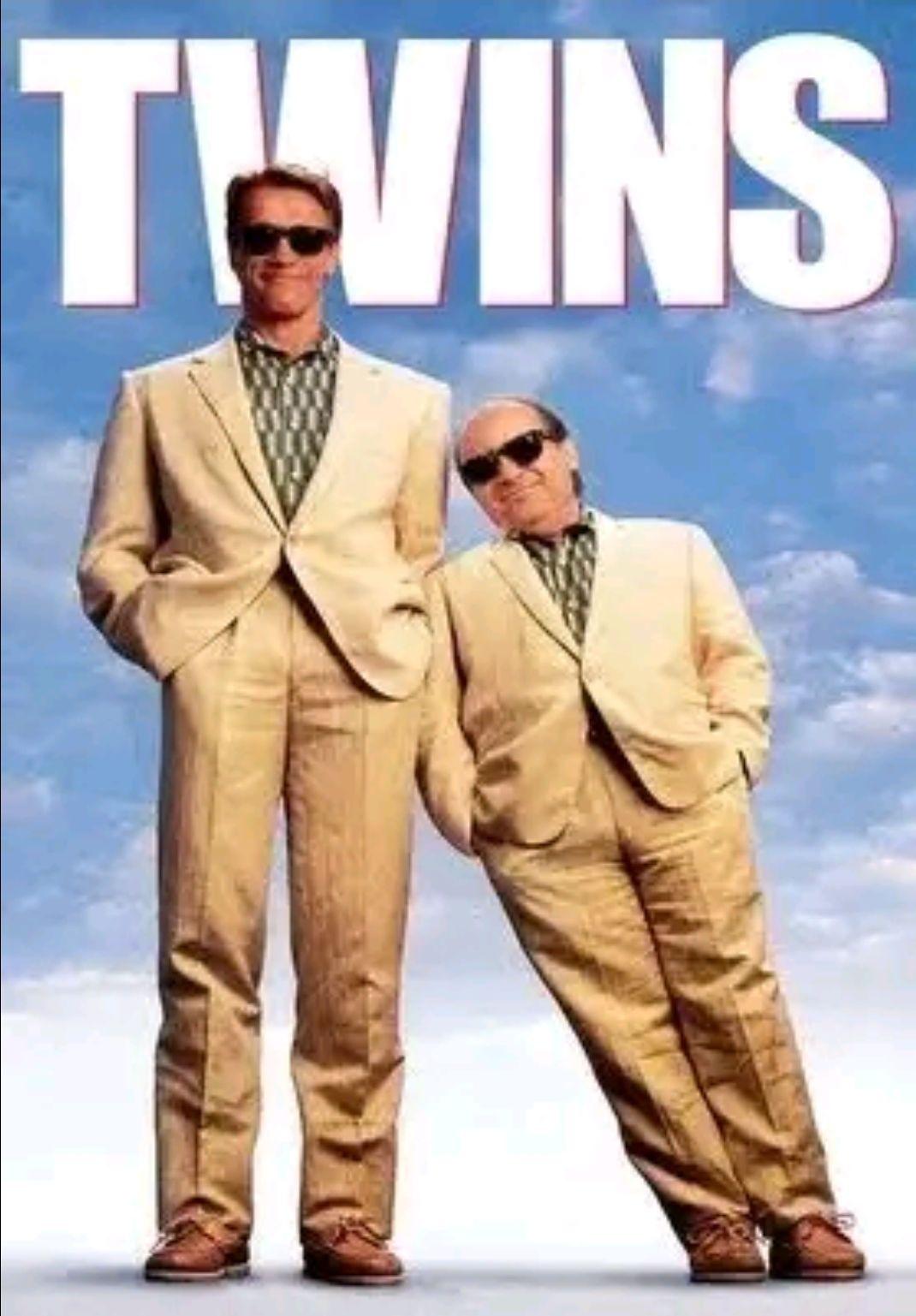 Twins 1989 HD £2.99 @ Google play