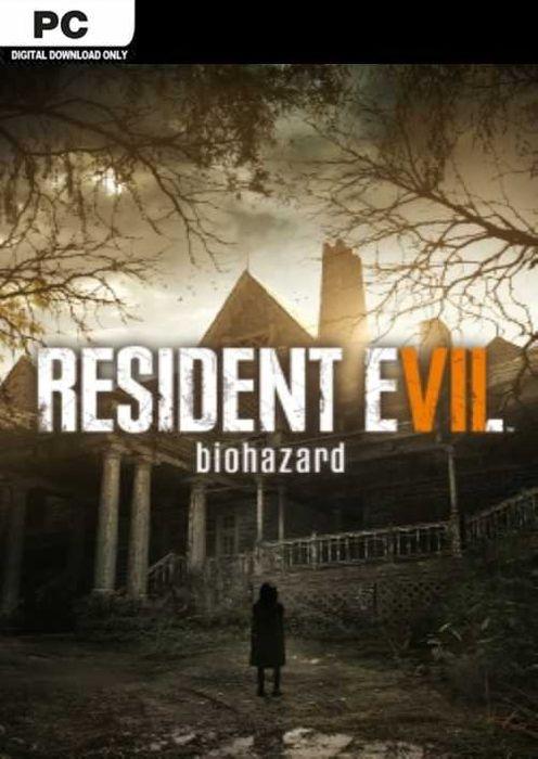 Resident Evil 7 - Biohazard PC (WW) - £3.79 @ CDKeys