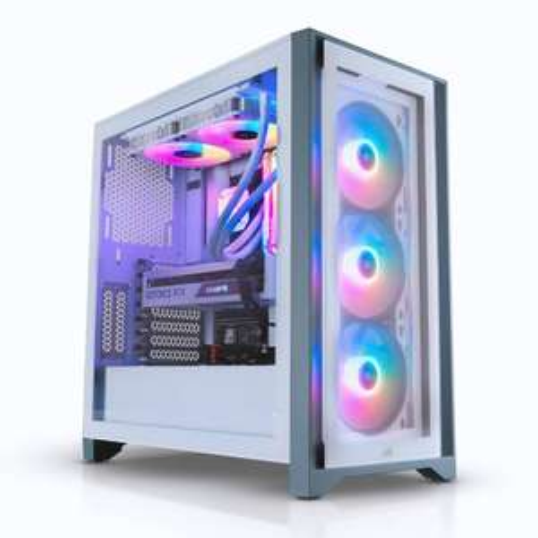 AWD Corsair iCUE 4000X RGB Intel i5 10600KF ASUS ROG Strix RTX 3060 12GB Desktop PC for Gaming £1201.94 AWD-IT
