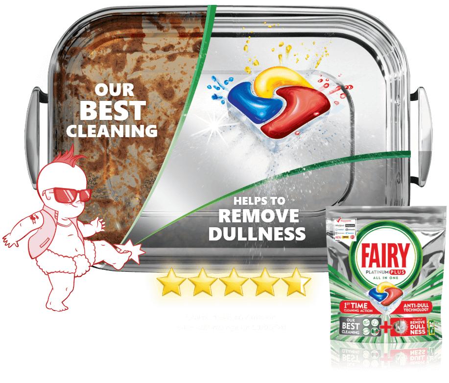 3 Free Fairy Platinum Plus Dishwasher Tablets @ Supersavvyme