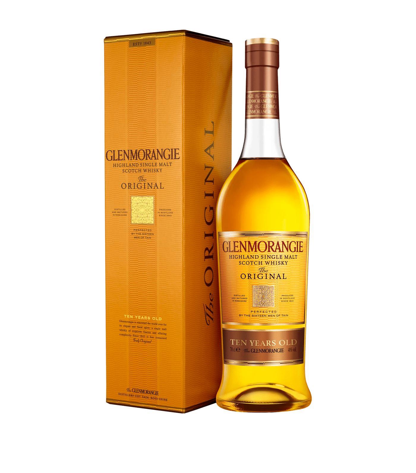 Glenmorangie The Original 10 Year Old Single Malt Scotch Whisky 70cl - £17.01 at Asda Portsmouth