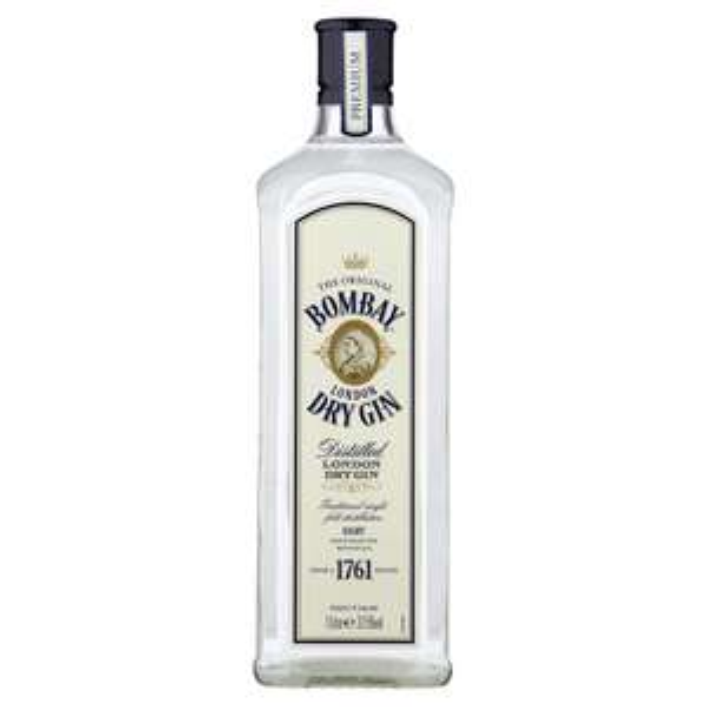 Bombay London Dry Gin 1l £14.39 @ Asda Portsmouth