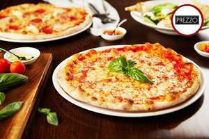 Three Course Meal with Glass of Wine for Two at Prezzo - £20 (Using Code) @ BuyAGift