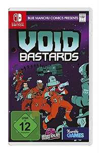 Void Bastards (Nintendo Switch) German Cover £14.96 prime / £17.95 Non Prime (UK Mainland) Sold by Amazon EU @ Amazon