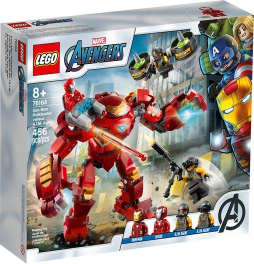 Lego Marvel Avengers 76164 Iron Man - £9 & others reduced @ Hockley Tesco, Birmingham