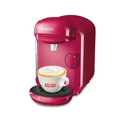 Tassimo by Bosch TAS1401GB Vivy 2 Pod Coffee Machine - Pink £39.96 at ebay buyitdirectdiscounts