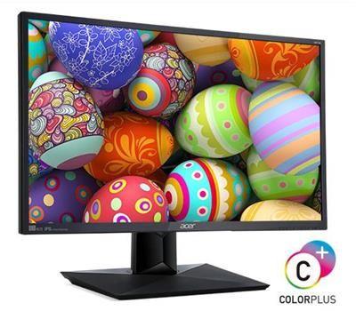 """Acer B246WLAY 24"""" WUXGA IPS 60Hz Monitor DVI/HDMI/DP/USB X 5 £114.99 @ Box"""