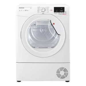 Hoover DXC8DE Condenser Tumble Dryer with 8kg Load Capacity and B Energy Rating £187.20 @ eBay Hughes