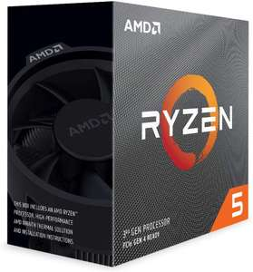 AMD Ryzen 5 3600 Processor - DAMAGED BOX £125.40 at currys_clearance ebay