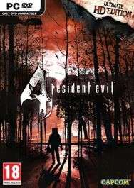[Steam] Resident Evil 4 Ultimate HD Edition (PC) - £2.49 @ CDKeys