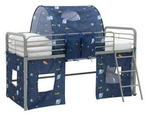 Argos Home Space Tunnel & Tent for Kids Mid Sleeper (Frame not included) More in post - £25 (Free collection / £3.95 Delivery) @ Argos