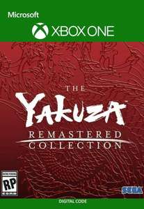 The Yakuza Remastered Collection [Xbox One / Series X/S - Argentina via VPN] £15.45 using code @ Eneba / World Trader