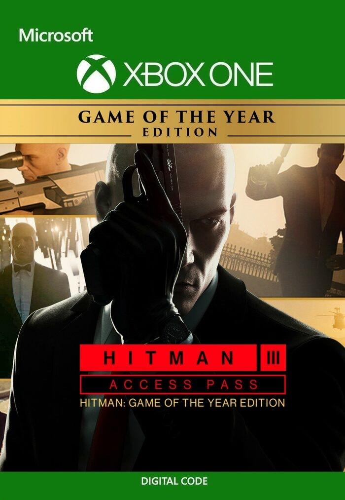 HITMAN 3 Access Pass: HITMAN 1 GOTY Edition DLC [Xbox One / Series X/S - Argentina via VPN] £5.12 using code @ Eneba / World Trader