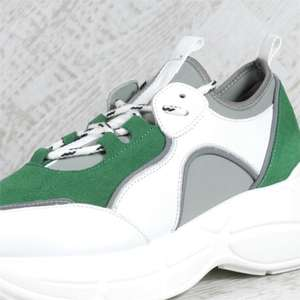 Womens Forena Spirit Chunky Trainers - Green/White £8.50 delivered with code (Requires signup to marketing) @ Brand X