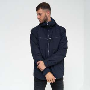 Men's Rhombus Jacket in Navy, Khaki, or Black £23.99 delivered using code @ Duck and Cover