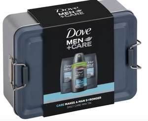 Dove Men+Care Gift Set Tin - £1.95 @ Boots (Trafford Centre)