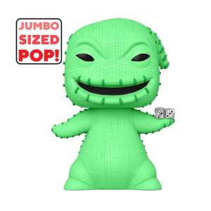 "10"" Oogie Boogie (Glow in the Dark) Funko Pop £15 (£4.95 delivery) @ Funko Europe"