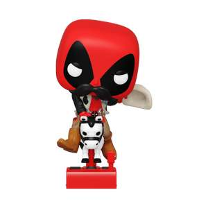 Sheriff Deadpool Riding Horsey Funko POP Ride £15 (£4.95 delivery) @ Funko Europe