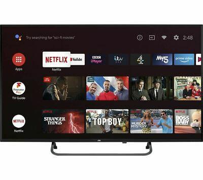 "JVC LT-40CA890 Android TV 4K 40"" Smart - Currys - DAMAGED BOX £151.14 @ Currys Clerance / eBay"