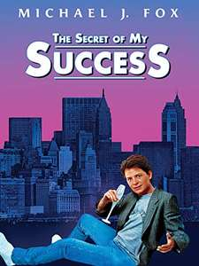 The Secret of My Success HD £2.99 to Own @ Amazon Video
