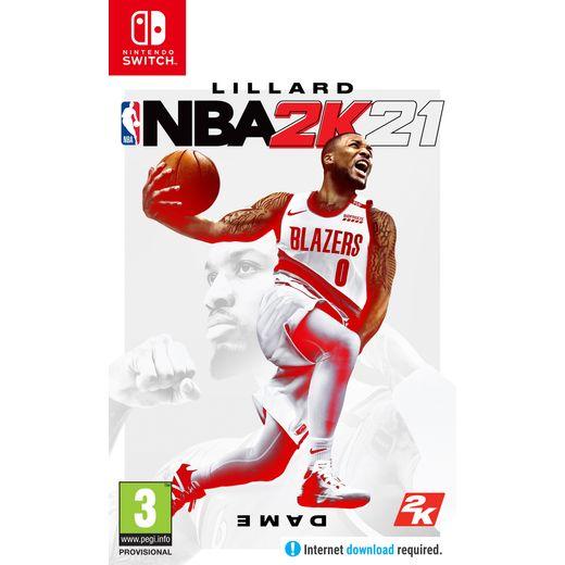 NBA 2K21 (Nintendo Switch) £10 / (Xbox One) £8 Delivered (UK Mainland) @ AO