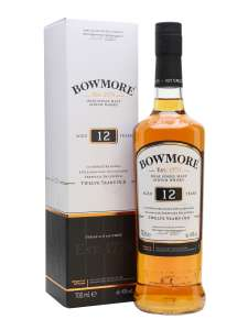 Bowmore 12 Year Old Scotch Whisky, 70cl - £10.74 instore @ Asda, Biggleswade