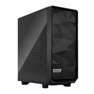 Fractal Design Meshify 2 Compact Tempered Glass tower PC Case, £79.68 (UK Mainland) Sold by Amazon EU @ Amazon