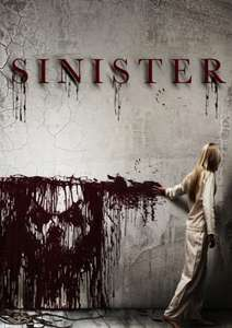 Sinister HD £2.99 to Own @ Amazon Video