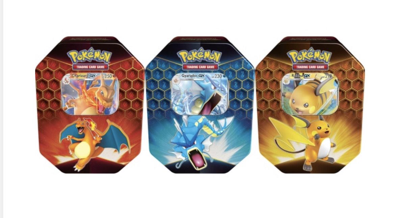 Pokemon Trading Cards - Hidden Fates £21.99 delivered @ Smyths