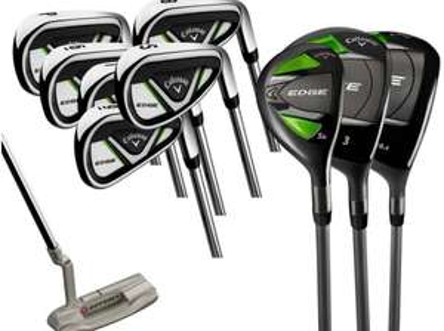 Callaway Edge 10 Piece Golf Set - Right Handed - £479.98 @ Costco Edinburgh