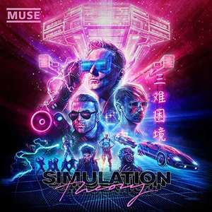 Muse - Simulation Theory (Deluxe) CD £3.41 delivered @ RareWaves