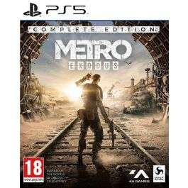 Metro Exodus - Complete Edition (PS5) £29.95 delivered at The Game Collection