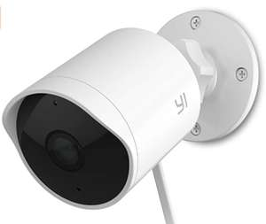 Amazon Yi External Security Camera £42.49 - Sold by Seeverything UK and Fulfilled by Amazon