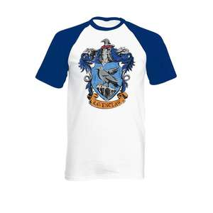 Harry Potter: T-Shirt: Ravenclaw House Crest (Sizes S / M / L / XL /XXL) £5.99 delivered @ Forbidden Planet