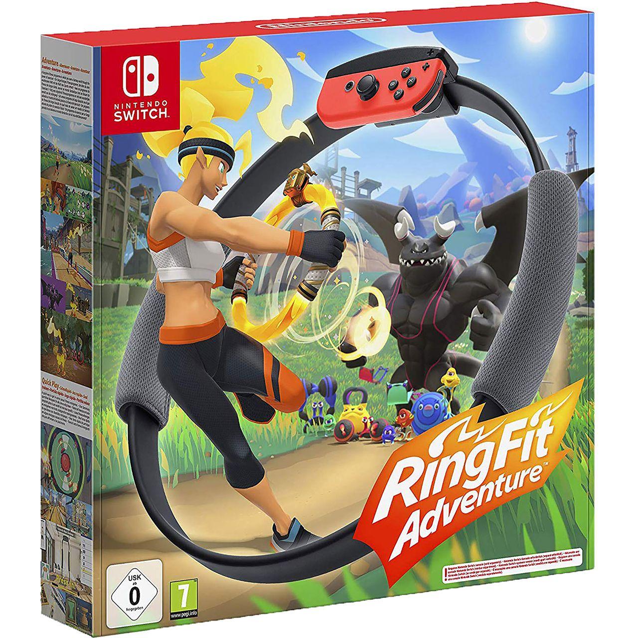 Nintendo Switch Ringfit £56 delivered (UK Mainland) @ AO