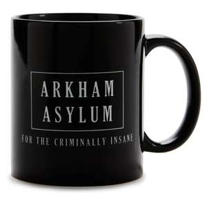 4 Geek Mugs for £15 + £1.99 delivery @ Zavvi