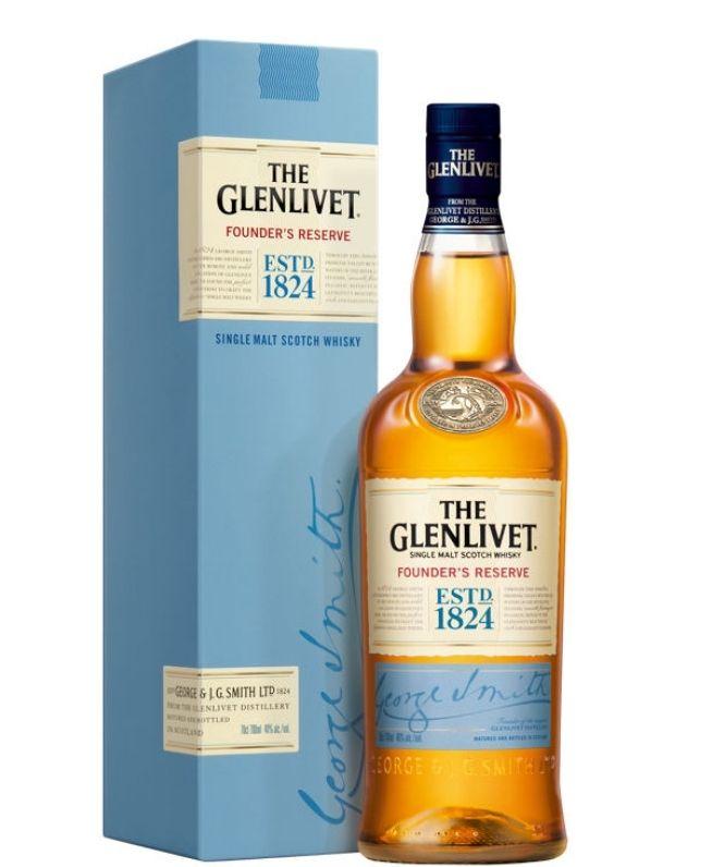 The Glenlivet Founder's Reserve 35cl £7 instore @ Asda Aberdare