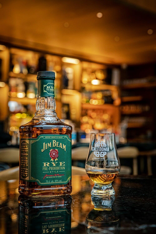 Jim Beam Rye Pre-Prohibition Style Kentucky Bourbon Whiskey 70cl - £10.74 instore @ Asda Thurmaston Leicester