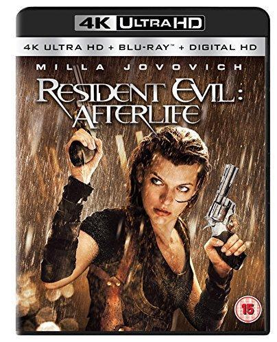 Resident Evil: Afterlife 4K Uhd + Blu-ray £5.19 delivered @ Rarewaves
